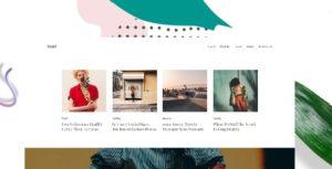Sogut – Personal Blog & Magazine WordPress Theme