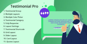 Testimonials Pro - WordPress Testimonials and Reviews