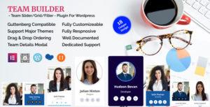 Équipe WordPress plugin