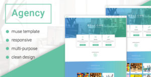 Agency - Multipurpose Muse Template