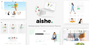 Aishe - Multipurpose WooCommerce Theme