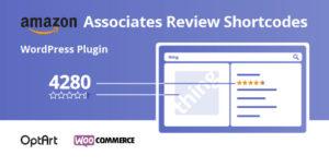 Amazon Associates Review shortcodes