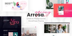 Arrosa - Creative Multipurpose WordPress Theme
