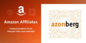 Azonberg-Gutenberg Amazon affiliés intégrer