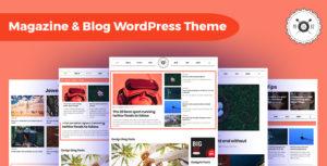 Blog Octamag - Viral Blog & Magazine WordPress Theme