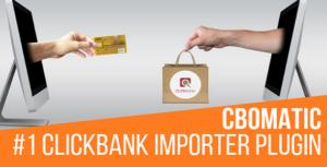 CBomatic - Clickbank Affiliate Money Generator Plugin for WordPress