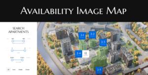 Carte d'image de disponibilité avec le générateur de carte SVG