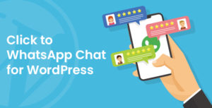 Click to WhatsApp Chat for WordPress