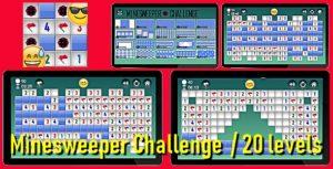 Démineur Challenge | HTML5 + CAPX + C3P