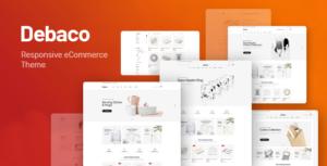 Debaco - Kitchen appliances for WooCommerce WordPress