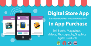 DigiStore In App Purchase with Woo Commerce