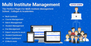 Gestion multi-instituts