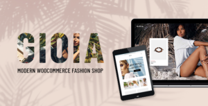 Gioia - Modern Fashion Shop