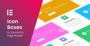 Icon Boxes Widgets for Elementor Page Builder