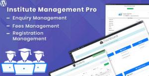 Institute Management Pro