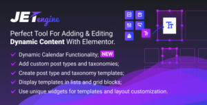 JetEngine — Adding & Editing Dynamic Content with Elementor