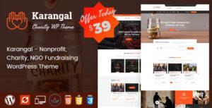 Karangal - Nonprofit, Charity, NGO Fundraising WordPress Theme