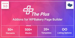Le plus addons pour WPBakery Page Builder (anciennement Visual composer)