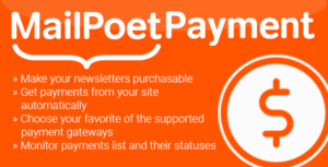 MailPoet Payment