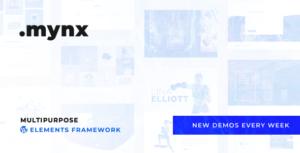 Mynx addons pour Elementor