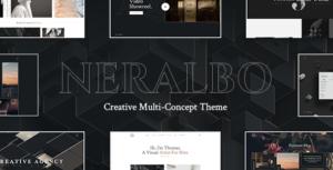 Neralbo - Creative Multi-concept Theme