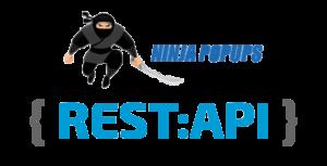 Ninja Popup Rest API