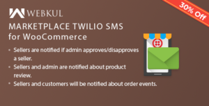 Notification SMS multi-fournisseur pour WooCommerce