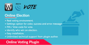 Online Voting Manager