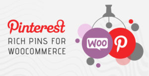 Pinterest Rich pins pour Woo-commerce