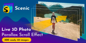 Scenic 3D Photo Parallax v1.5