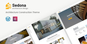 Sedona | Architecture Construction WordPress Theme