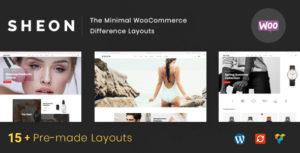 Sheon - Multipurpose WooCommerce Theme