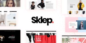 Sklep - WooCommerce WordPress Theme