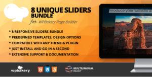 Sliders Bundle for WPBakery Page Builder (Visual Composer)