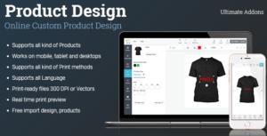 Ultime Addons pour concepteur de produits personnalisés (WooCommerce, Opencart, Prestashop)