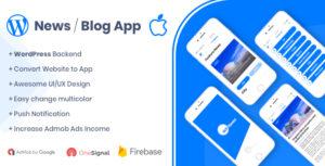 WP News Blog - Native iOS App for WordPress