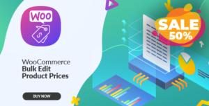 WooCommerce Bulk Edit Product Prices
