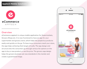 iPhone Native eCommerce Mobile Application with Woo commerce Admin