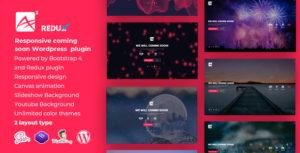 A3 || Countdown Responsive Wordpress Coming Soon Plugin