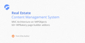 Area WordPress plugin - Real Estate CMS with 60 WPbakery page builder addons
