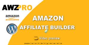 Awzpro - Amazon Affiliate Builder