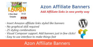 Azon Affiliate Banners