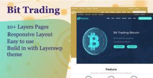 Bit Trading  - Layers WordPress Style Kit