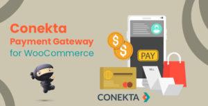 Conekta Payment Gateway for WooCommerce