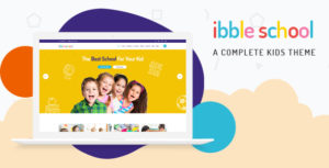 Ibble - Creative Education WordPress Theme