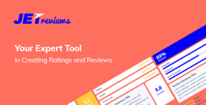 JetReviews - Reviews Widget for Elementor Page Builder