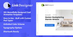 Link Designer - Easy Link Designer Plugin for WordPress