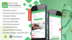 Listingo - Service Providers, Business Finder Android Native App