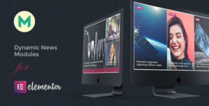Magazinify | News Addon for Elementor Page Builder