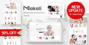 Makali - Multipurpose Theme for WooCommerce WordPress